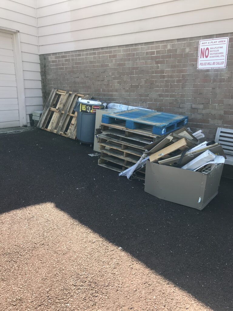 home junk removal near me